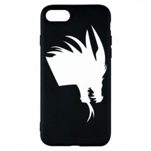 Etui na iPhone 8 Ferocious dragon in profile