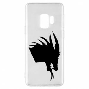 Etui na Samsung S9 Ferocious dragon in profile