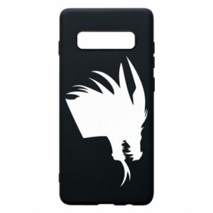 Etui na Samsung S10+ Ferocious dragon in profile