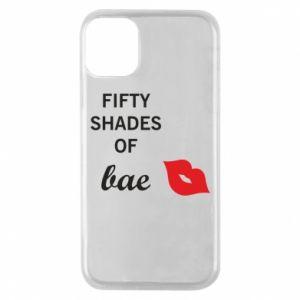 Etui na iPhone 11 Pro Fifty shades of bae