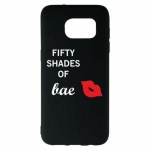 Etui na Samsung S7 EDGE Fifty shades of bae