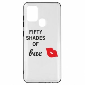 Etui na Samsung A21s Fifty shades of bae