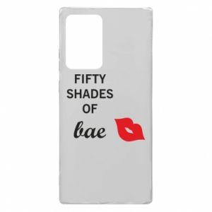 Etui na Samsung Note 20 Ultra Fifty shades of bae