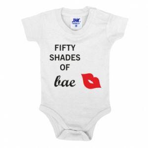Body dziecięce Fifty shades of bae