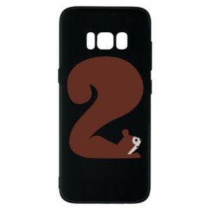 Etui na Samsung S8 Figura zwierzęcia przez 2 lata