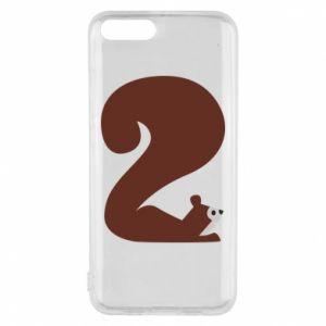 Etui na Xiaomi Mi6 Figura zwierzęcia przez 2 lata