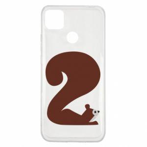 Etui na Xiaomi Redmi 9c Figura zwierzęcia przez 2 lata