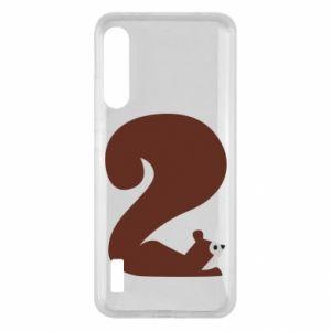 Etui na Xiaomi Mi A3 Figura zwierzęcia przez 2 lata