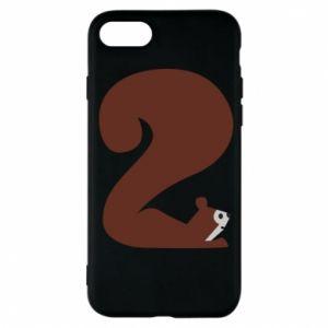 Etui na iPhone 7 Figura zwierzęcia przez 2 lata