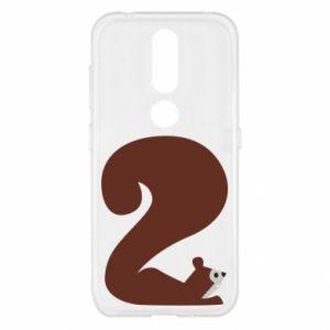 Etui na Nokia 4.2 Figura zwierzęcia przez 2 lata