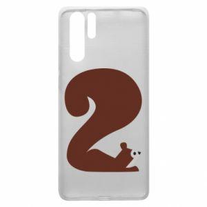 Etui na Huawei P30 Pro Figura zwierzęcia przez 2 lata