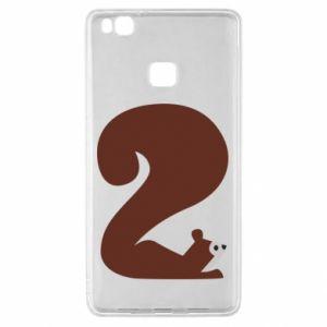 Etui na Huawei P9 Lite Figura zwierzęcia przez 2 lata