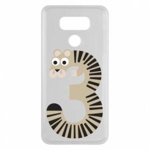 Etui na LG G6 Figurka zwierzęca od 3 lat
