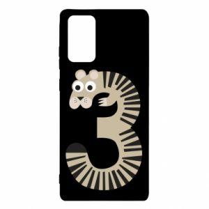 Etui na Samsung Note 20 Figurka zwierzęca od 3 lat