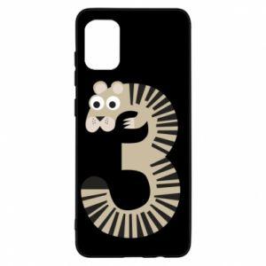 Etui na Samsung A31 Figurka zwierzęca od 3 lat