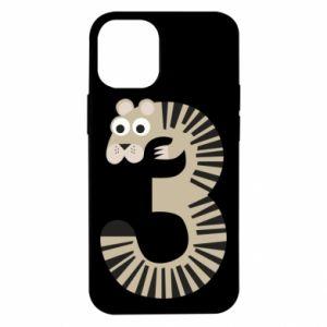 Etui na iPhone 12 Mini Figurka zwierzęca od 3 lat
