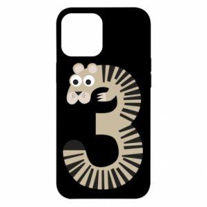 Etui na iPhone 12 Pro Max Figurka zwierzęca od 3 lat