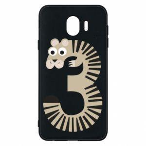 Etui na Samsung J4 Figurka zwierzęca od 3 lat