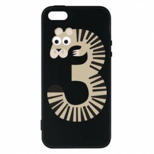 Etui na iPhone 5/5S/SE Figurka zwierzęca od 3 lat