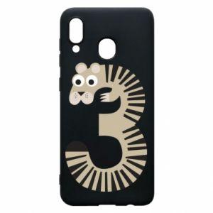 Etui na Samsung A30 Figurka zwierzęca od 3 lat