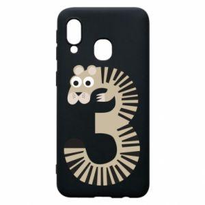 Etui na Samsung A40 Figurka zwierzęca od 3 lat