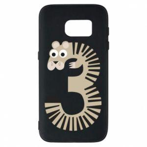 Etui na Samsung S7 Figurka zwierzęca od 3 lat