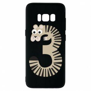Etui na Samsung S8 Figurka zwierzęca od 3 lat