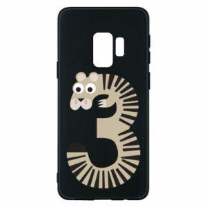 Etui na Samsung S9 Figurka zwierzęca od 3 lat