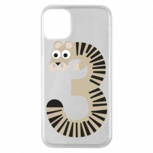 Etui na iPhone 11 Pro Figurka zwierzęca od 3 lat