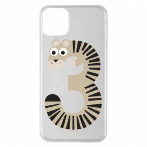 Etui na iPhone 11 Pro Max Figurka zwierzęca od 3 lat