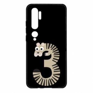 Etui na Xiaomi Mi Note 10 Figurka zwierzęca od 3 lat