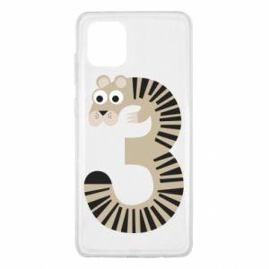 Etui na Samsung Note 10 Lite Figurka zwierzęca od 3 lat