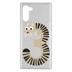 Etui na Samsung Note 10 Figurka zwierzęca od 3 lat