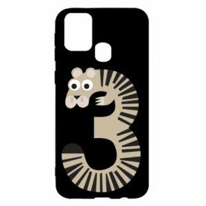 Etui na Samsung M31 Figurka zwierzęca od 3 lat