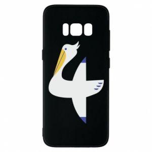 Etui na Samsung S8 Figurka zwierzęca od 4 lat