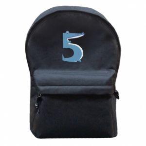 Plecak z przednią kieszenią Figurka zwierzęca od 5 lat
