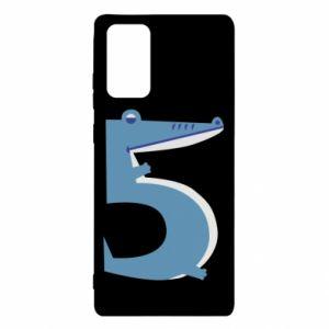 Etui na Samsung Note 20 Figurka zwierzęca od 5 lat