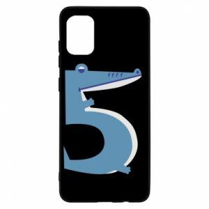 Etui na Samsung A31 Figurka zwierzęca od 5 lat