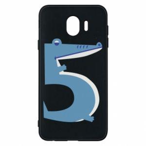 Etui na Samsung J4 Figurka zwierzęca od 5 lat