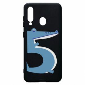 Etui na Samsung A60 Figurka zwierzęca od 5 lat