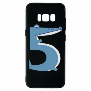 Etui na Samsung S8 Figurka zwierzęca od 5 lat