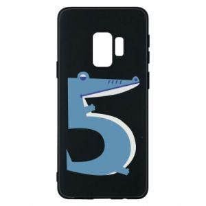 Etui na Samsung S9 Figurka zwierzęca od 5 lat