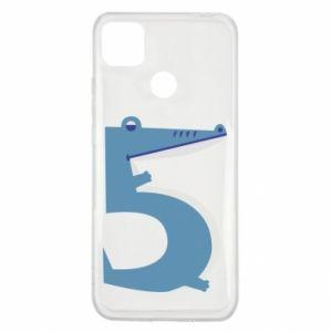 Etui na Xiaomi Redmi 9c Figurka zwierzęca od 5 lat