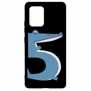 Etui na Samsung S10 Lite Figurka zwierzęca od 5 lat