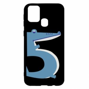 Etui na Samsung M31 Figurka zwierzęca od 5 lat