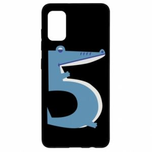 Etui na Samsung A41 Figurka zwierzęca od 5 lat