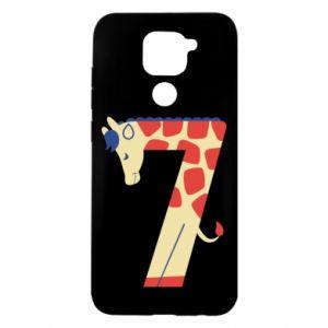 Etui na Xiaomi Redmi Note 9/Redmi 10X Figurka zwierzęca od 7 lat