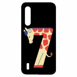 Etui na Xiaomi Mi9 Lite Figurka zwierzęca od 7 lat