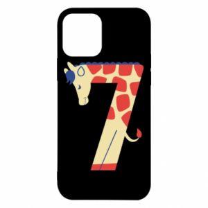 Etui na iPhone 12/12 Pro Figurka zwierzęca od 7 lat