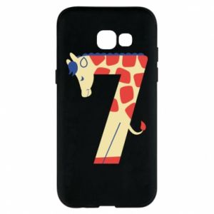 Phone case for Samsung A5 2017 Animal figurine for 7 years